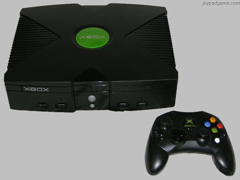 Microsoft Xbox JoypadGamecomXbox 2001